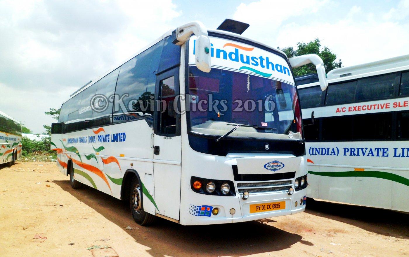 Ashok Leyland and Tata Intercity Buses | Page 163 | India