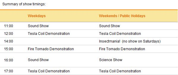 SCS show timings.JPG