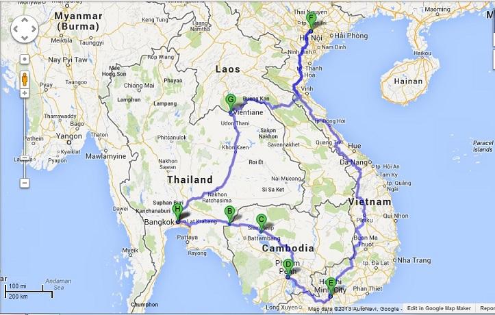 Thailand Cambodia Vietnam Laos India Travel Forum Bcmtouring