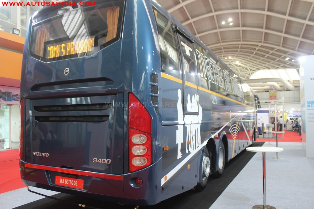 Volvo B9r Page 3796 India Travel Forum Bcmtouring