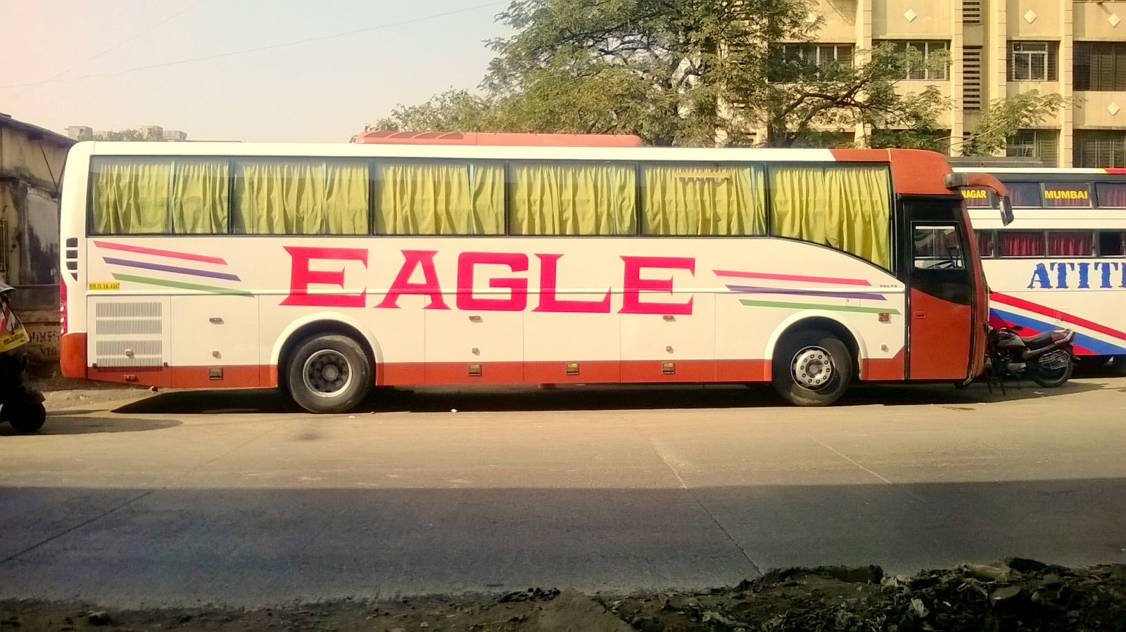 Volvo B9R   Page 1989   India Travel Forum, BCMTouring