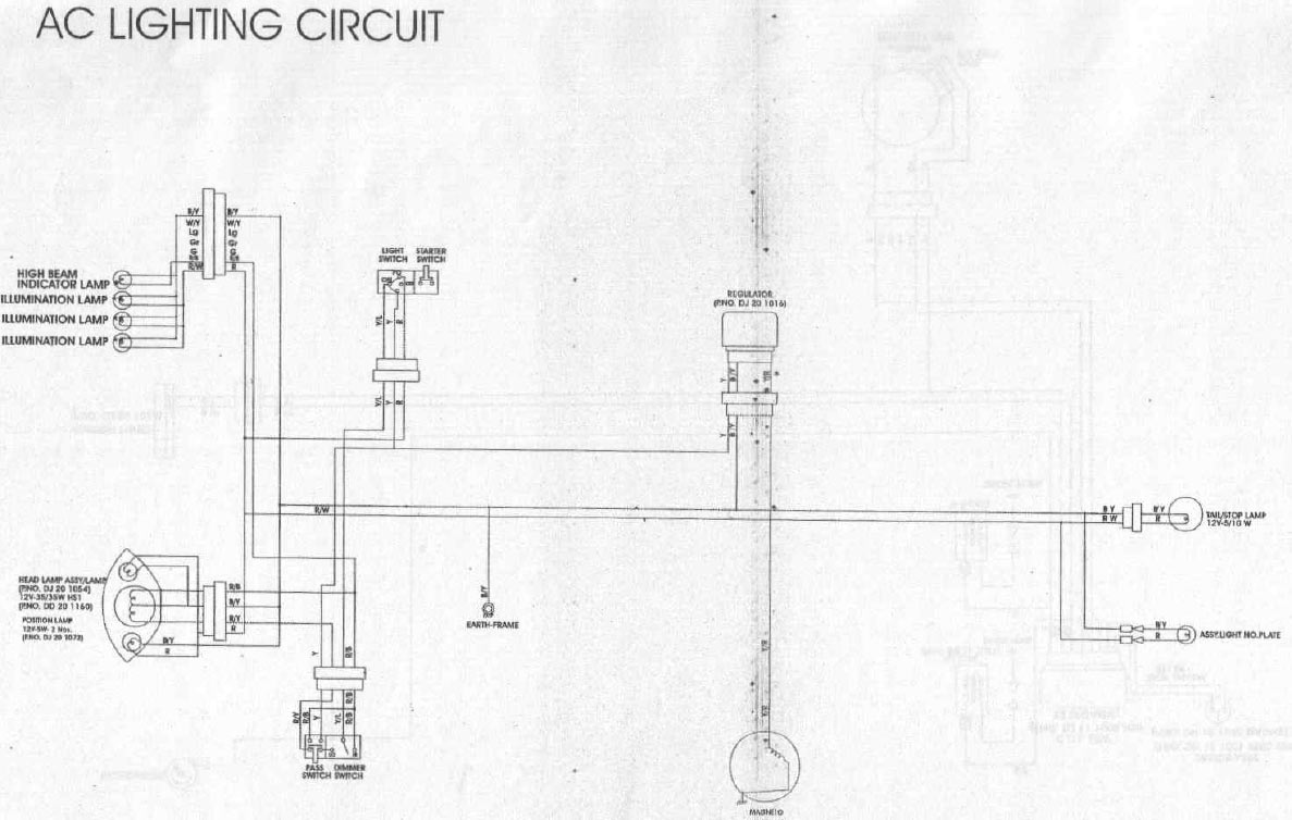Cm 400 Wiring Diagram Auto Electrical Honda Xbr500 Cb400t Ignition