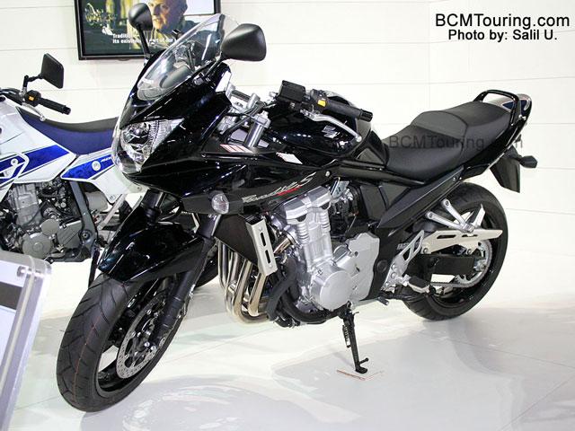 Suzuki Bandit 1250s 2008