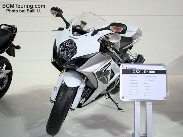 Suzuki GSX R1000 2008