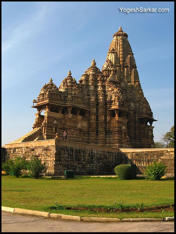 Thread  Khajuraho  travel to the heart of India Kandariya Mahadeva Temple Inside